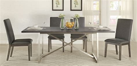 homelegance dining room furniture homelegance fulton dining set weathered grey 5169 dining
