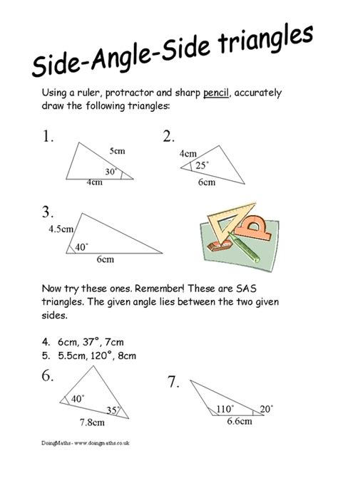 Constructions Worksheet by Construction Free Resources On Constructing Shapes