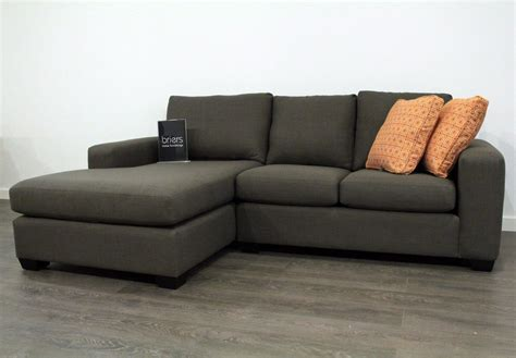 Small 2 Sectional Sofa by Sofas Modern Sectional Sofas For Small Rooms Gray Fabric
