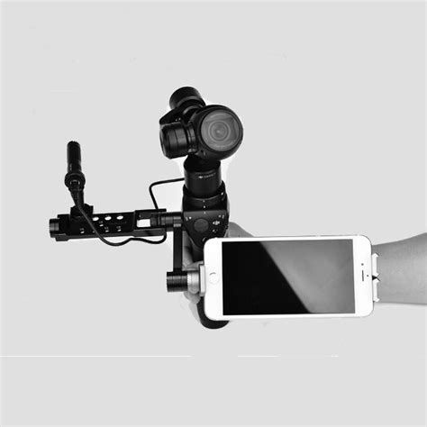 Dji Osmo Handheld 4k And 3 Axis Gimbal dji osmo pro 4k 3 axis handheld gimbal extension arm expand frame alex nld