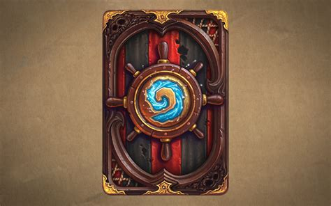 Hearthstone Pirate Deck by Hearthstone Season 6 Launches Pirate Card Back Now Up For