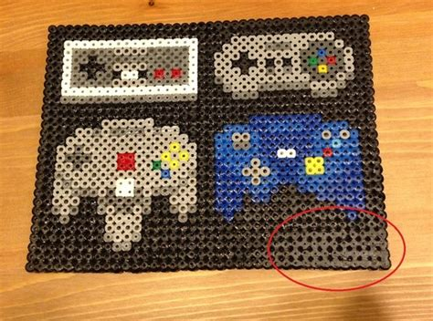 how to melt perler without an iron cave of pixels beading guide cave of pixels