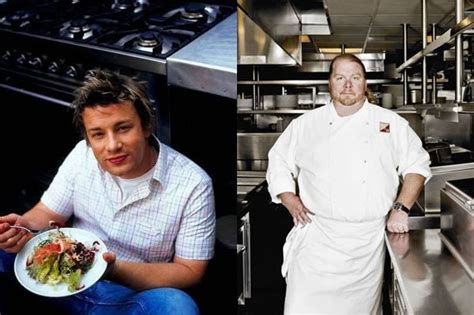 Marios Sticking With Food Network by Oliver Vs Mario Batali Chef Faceoff