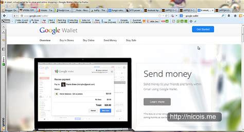 buat akun google wallet mendaftar dan verifikasi google wallet menggunakan