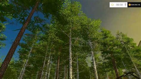 Birch Ls by Harvester Birch Trees V 1 0 Farming Simulator 2017 Mods