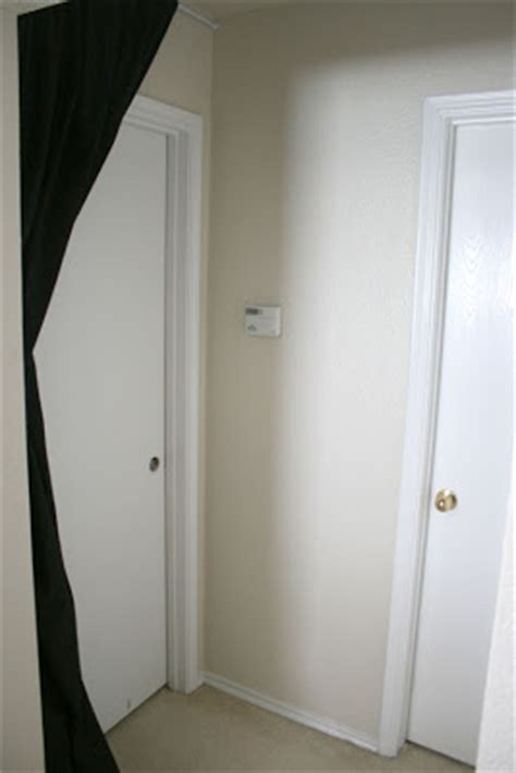 Painting Interior Doors Black Before And After by Remodelaholic Black Interior Doors Pr 4
