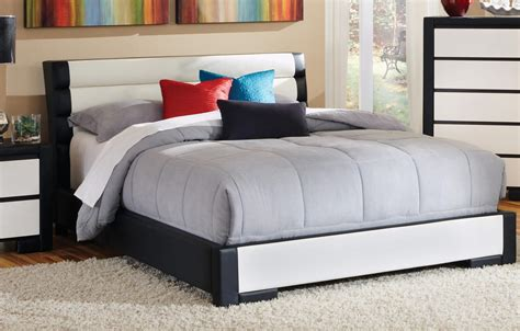coaster 5 pc kimball collection contemporary style black coaster kimball bed black 203331 bed homelement com