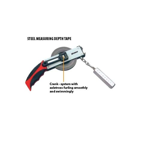 Multi Tools Krisbow krisbow kw0102918 s steel depth alat ukur pita 20m