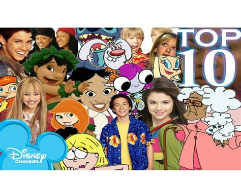 best discovery channel shows top 10 best disney channel shows