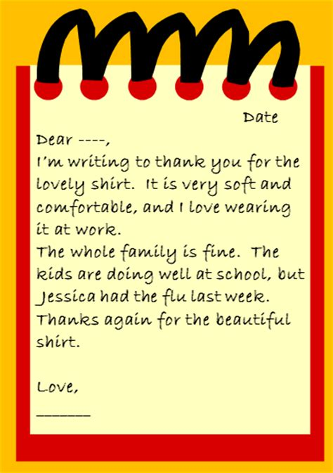 thank you letter to your ex thank you notes ex 1