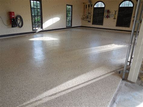 mixing sand with paint for garage floor epoxy floor coatings applications dallas