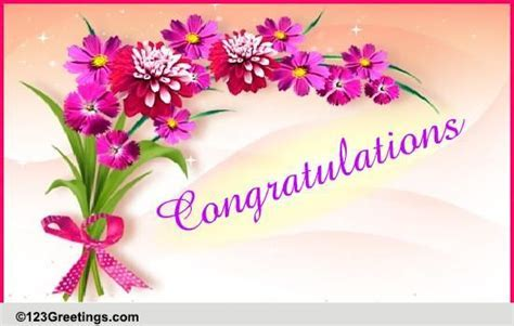 Congratulations! Free Promotion eCards, Greeting Cards