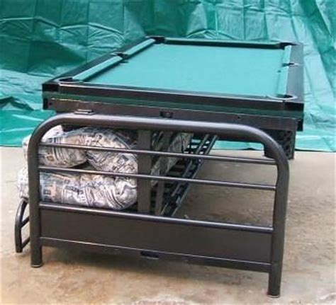 Sofa Pool Table by Introducing The Quot Cueton Quot Its A Sleeper And Pool