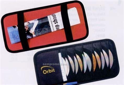 Promo Cd Organizer Dvd Organizer transparent vinyl dvd carrier tote usa china wholesale