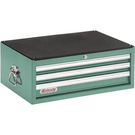 Drawer Depth by 3 Drawer Depth Tool Chest Grizzly Industrial