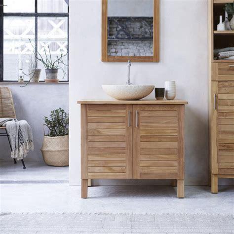 meuble sdb bois 518 meuble sdb bois meuble salle de bain de chez pays bois