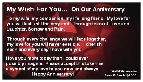 Anniversary Quotes To Spouse. QuotesGram