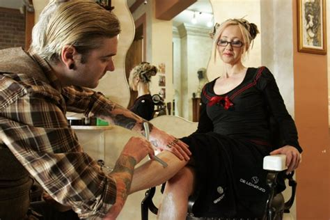 barbershop girls leg shaving word of mouth a close shave newcastle herald