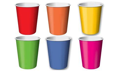 Rainbow Cup sweet pea plain cups
