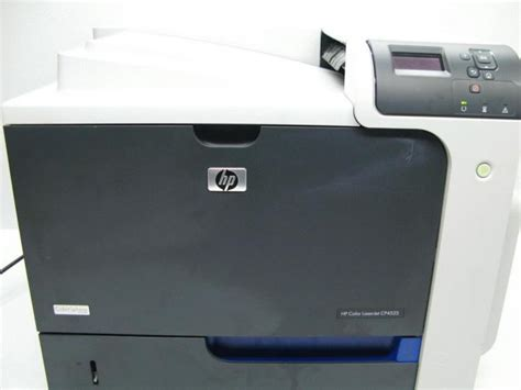 hp color laserjet cp4525 hewlett packard hp color laserjet cp4525 cc494a desktop