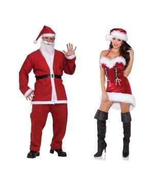 Kostum Santa Santa Costume 1 Set santa pub crawl and secret santa costume set costumes