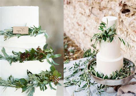 Wedding Cake Greenery by Wedding Trends 2017 Greenery Destinationweddingitaly