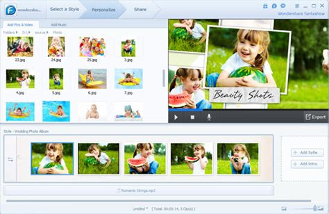 themes photo slideshow creator enrich your story