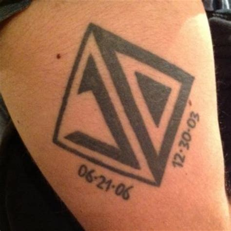 initials tattoos for men 20 cool tattoos parenting