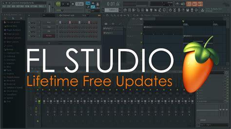fl studio 10 full version buy lifetime free updates