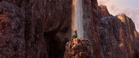 up film waterfall 15 new hi res images from brave released