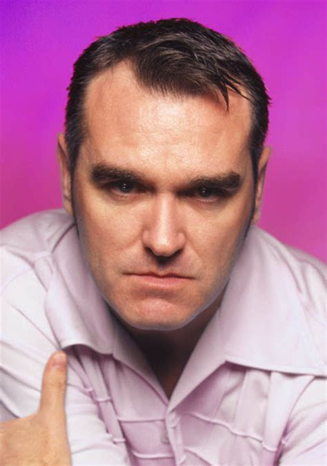 morrissey balding celebrities