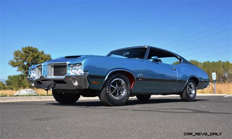 Wheels 2016 Olds 442 W 30 mecum 2016 musclecars 1971 oldsmobile 442 w 30
