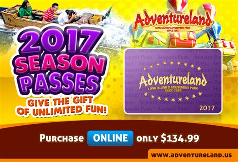 Adventureland Gift Card - upcoming events adventureland amusement park long island new york