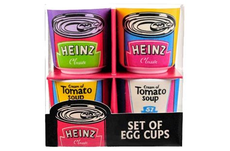 top 100 christmas food gifts for 2014 heinz egg cups