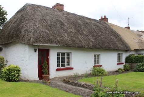 thatched cottage the thatched cottage as a symbol of ireland