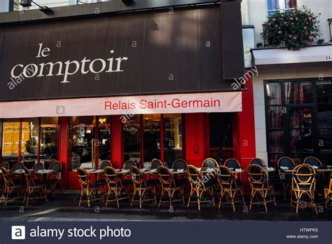 Le Comptoir St Germain by Le Comptoir Restaurant Stock Photo 135790905 Alamy