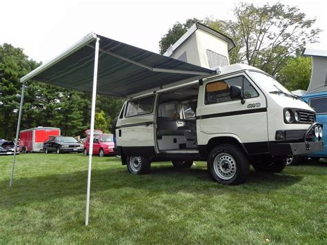 volkswagen westfalia syncro 1987 vw vanagon syncro turbo diesel westfalia cer