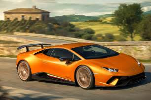 Lamborghini Huracan Pricing Lamborghini Huracan Performante Revealed Delivers 640 Hp