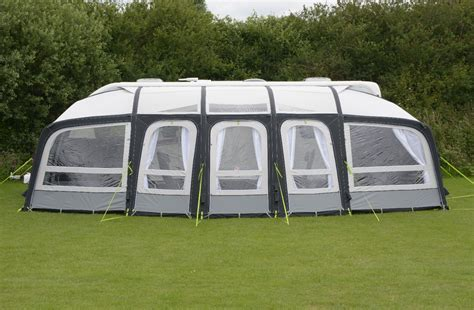 ka frontier air pro large inflatable caravan awning