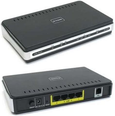 Modem Adsl D Link 4 Port d link router and adsl modem 4 port 10 100 wired price review and buy in amman zarqa