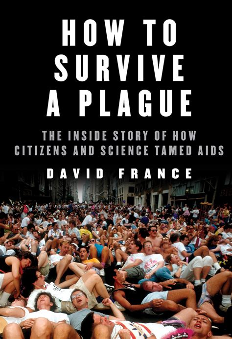 how to live a how to survive a plague wamc