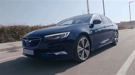 2019 Opel Insignia by 2019 Opel Insignia Grand Sport Review