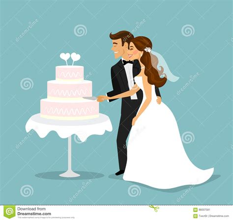 Wedding Cake Cutting by Wedding Cake Clipart Cake Cutting Pencil And In Color