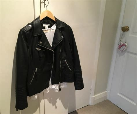 Luxe Leather Jacket For New Year And Beyond by 5 Things That I Am For But Will Be Embracing