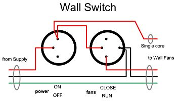 ventilation fans motor wiring diagram in get free image