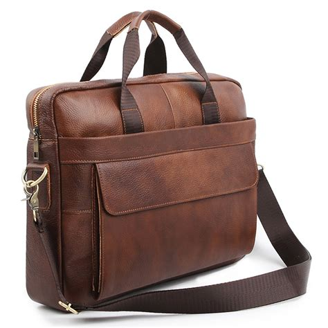 laptop bags leather leather briefcases for business laptop bag 9036