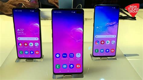 samsung galaxy  series launched  india price starts