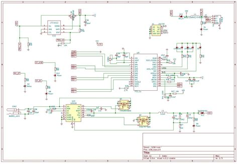 usb port schematic diagram efcaviation