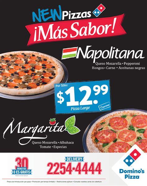 domino pizza melati mas de un brinco saltamos al lunes 07 oct 2013 ofertas ahora