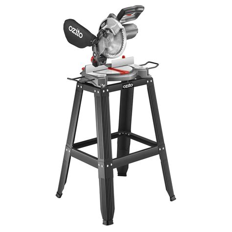 ozito bench saw ozito 210mm compound mitre saw stand bunnings warehouse